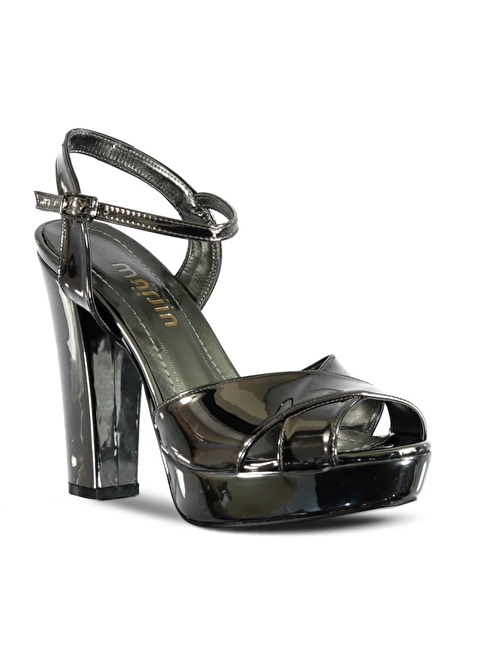 Marjin Ayakkabı Gümüş